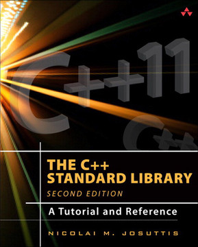 The C++ Standard Library: A Tutorial and Reference, Second Edition