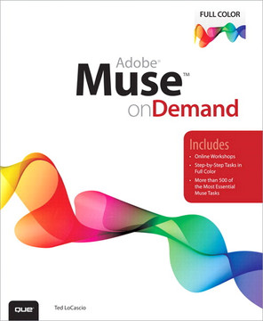 Adobe® Muse™ on Demand