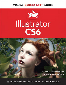 Illustrator CS6: Visual QuickStart Guide