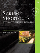 Cover of Scrum Shortcuts without Cutting Corners: Agile Tactics, Tools, & Tips