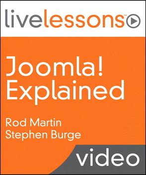 Joomla! Explained Live Lessons (Sneak Peek Video Training)