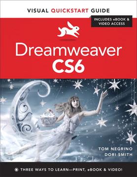 Visual QuickStart Guide: Dreamweaver CS6
