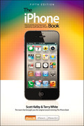 Cover of The iPhone Book: Covers iPhone 4S, iPhone 4, and iPhone 3GS, Fifth Edition