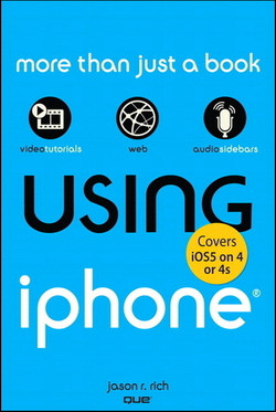 Using iPhone (covers iOS5 on iPhone 4 or 4s)