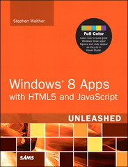 Windows® 8 Apps with HTML5 and JavaScript Unleashed