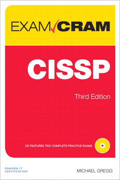 CISSP Exam Cram, Third Edition