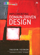 Book cover for Implementing Domain-Driven Design