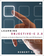 Cover of Learning Objective-C 2.0: A Hands-on Guide to Objective-C for Mac and iOS Developers, Second Edition