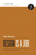 Cover of Design Is a Job
