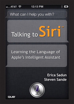 Talking to Siri™