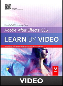 Adobe After Effects CS6 Learn by Video