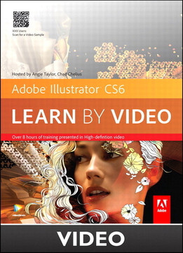 Adobe Illustrator CS6 Learn by Video