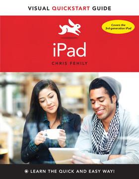 Visual QuickStart Guide: iPad