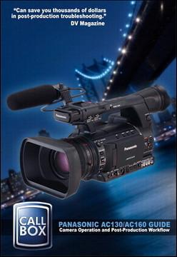 Panasonic AC130AC160 Guide