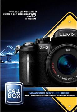 Panasonic GH2 Guidebook