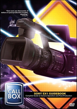 Sony EX1 Guidebook