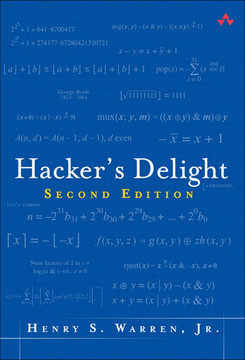 Hacker's Delight, Second Edition