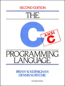 The C Programming Language, Second Edition