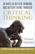 Cover of 30 Days to Better Thinking and Better Living Through Critical Thinking: A Guide for Improving Every Aspect of Your Life, Revised and Expanded