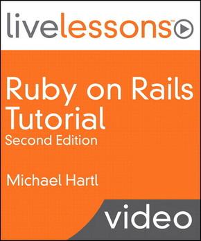 Ruby on Rails LiveLessons (Sneak Peek Video Training)