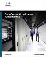 Cover of Data Center Virtualization Fundamentals: Understanding Techniques and Designs for Highly Efficient Data Centers with Cisco Nexus, UCS, MDS, and Beyond