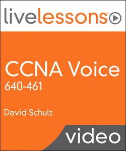 CCNA Voice 640-461 LiveLessons (Video Training)