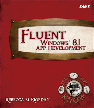 Fluent Windows® 8.1 App Development