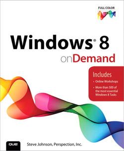 Windows® 8 On Demand, Second Edition