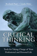 Cover of Critical Thinking: Tools for Taking Charge of Your Professional and Personal Life, Second Edition