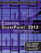 Cover of Essential SharePoint 2013, Second Edition