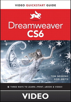 Dreamweaver CS6 Video QuickStart