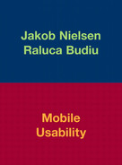 Cover of Mobile Usability