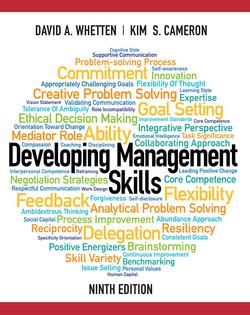 Developing Management Skills, Ninth Edition
