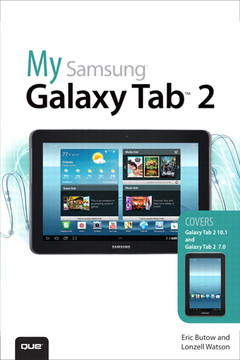 My Samsung® Galaxy Tab™ 2, Second Edition
