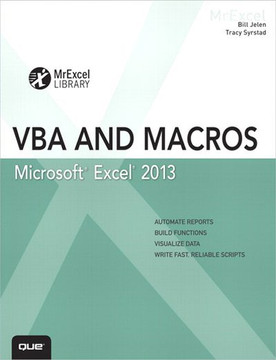 Excel® 2013 VBA and Macros