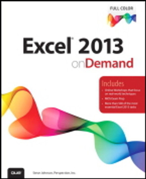 Excel® 2013 On Demand