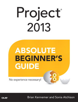 Project® 2013 Absolute Beginner's Guide