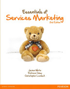 Cover of Essentials of Services Marketing, Second Edition
