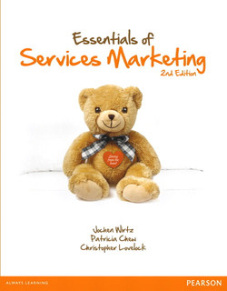Essentials of Services Marketing, Second Edition