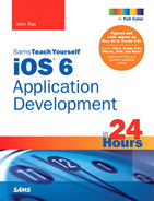 Cover of Sams Teach Yourself iOS 6 Application Development in 24 Hours, Fourth Edition