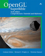 Cover of OpenGL® SuperBible: Comprehensive Tutorial and Reference, Sixth Edition