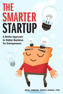 Cover of The Smarter Startup: A Better Approach to Online Business for Entrepreneurs