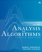Cover of An Introduction to the Analysis of Algorithms, Second Edition