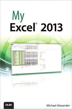 My Excel® 2013