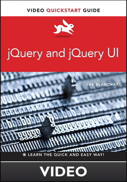 jQuery and jQuery UI Video QuickStart