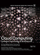 Cover of Cloud Computing: Concepts, Technology & Architecture