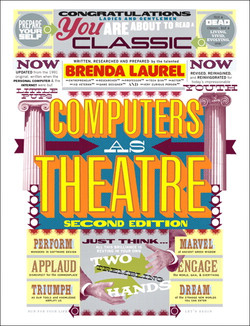 Computers as Theatre, Second Edition