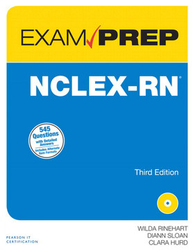 NCLEX-RN Exam Prep, Third Edition