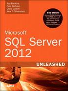 Cover of Microsoft® SQL Server 2012 Unleashed