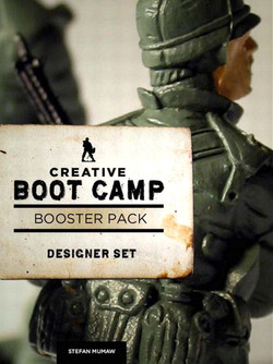Creative Boot Camp Booster Pack: Designer